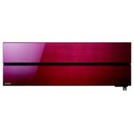 KLIMATYZATOR 2.5 kW MITSUBISHI Diamond Ruby Red